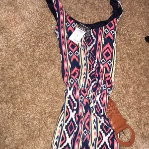 Forever21 brand new maxi dress in small with tags